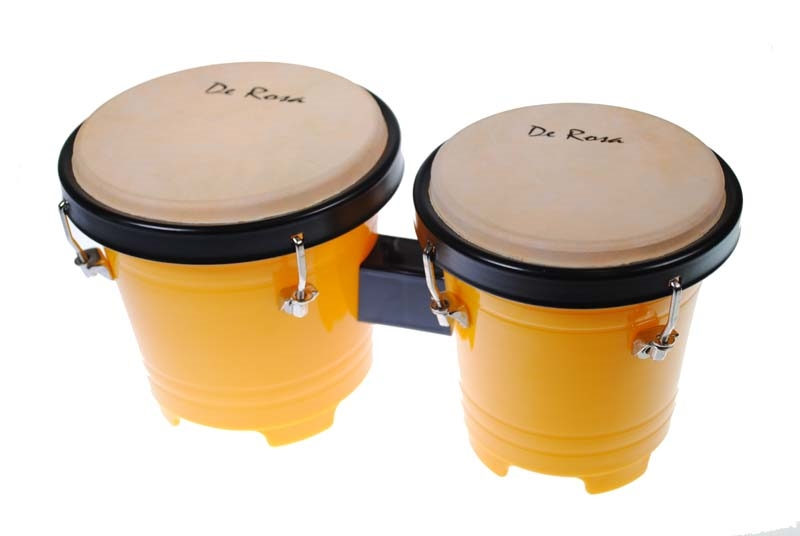 BARBIE DOLL ACCESSORY BONGOS DRUMS INSTRUMENT NEW FROM BOX