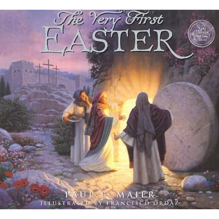 The Very First Easter (PB) - The History Of Easter