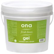 1 gal. Ona Gel Pail, Fresh Linen Scented Odor Neutralizer - ON10040