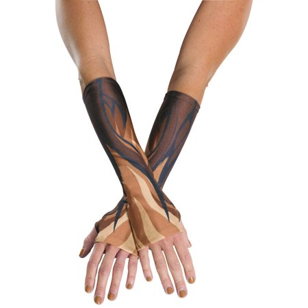 Star Wars Chewbacca Halloween Costume Accessory Gloveletts (Chewbacca Costume Rental)