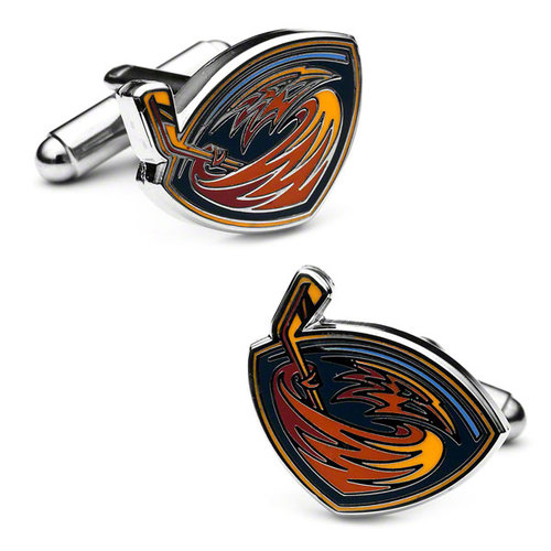 NHL - Atlanta Thrashers Cufflinks