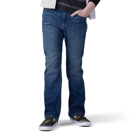Lee Boys Sport Xtreme Comfort Slim Fit Jeans, Sizes 4-18 & Husky