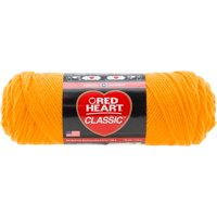Red Heart Classic Yarn, Available in Multiple Colors