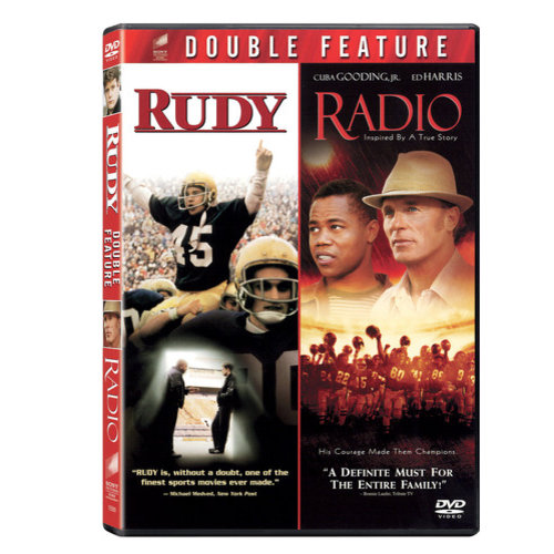 Rudy / Radio (Double Feature) (Widescreen)