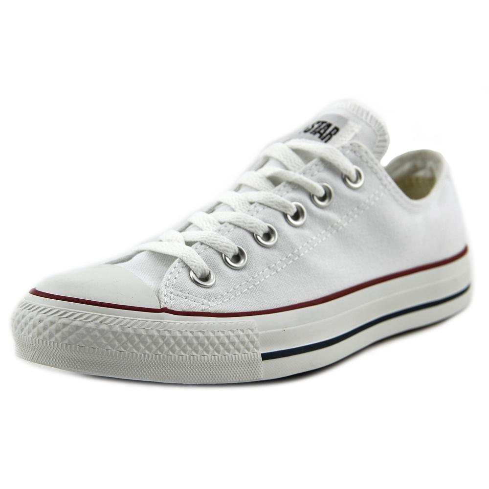Converse Chuck Taylor All Star Core Ox Round Toe Canvas Sneakers by Converse