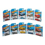 Hot Wheels Legends Die Cast Car, Assorted (Colors and Styles May Vary) 1 CAR