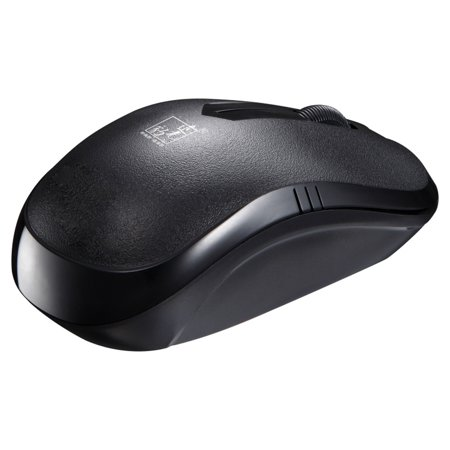 2.4GHz Wireless Optical 3D Buttons Gaming Mouse Mice Receiver For PC BK (3d Optical Pc)