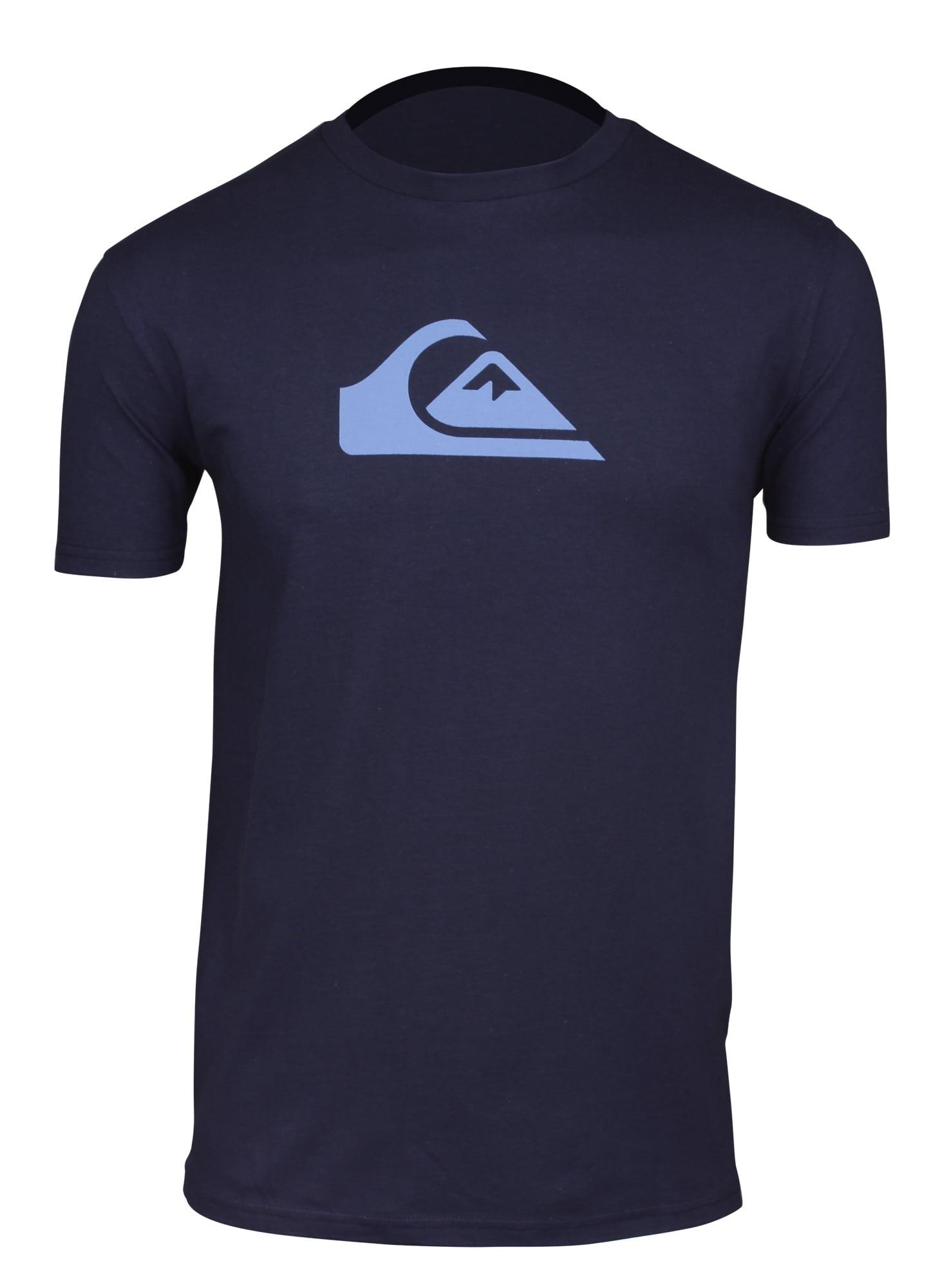 Quiksilver Mens Comp Logo Tee