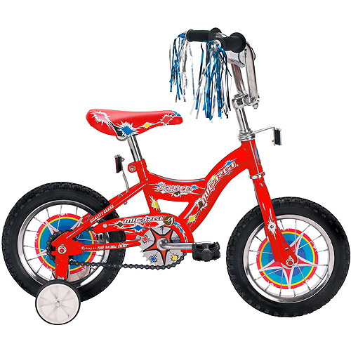 Micargi KIDCO Cruiser Bike, Red, 12-Inch