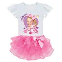 Product Image JoJo Siwa Personalized Pink Tutu Tee aaa320f6a
