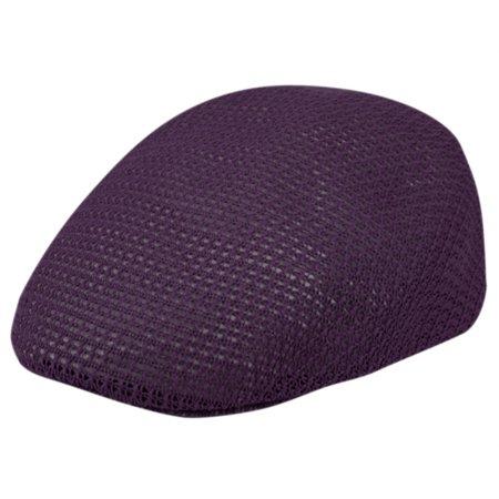 afc1af6b6 Mens Mesh Newsboy Ivy Gatsby Cap Summer Driving Golf Cabbie Hat Flat  Breathable
