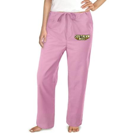 - Southern Miss Scrub Pants USM Bottoms for Women