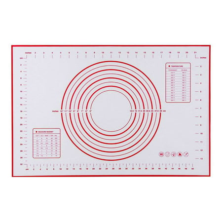 Silicone Baking Mats Non Stick Pastry-Mat with Measurement (Demarle Silicone Baking Mat)