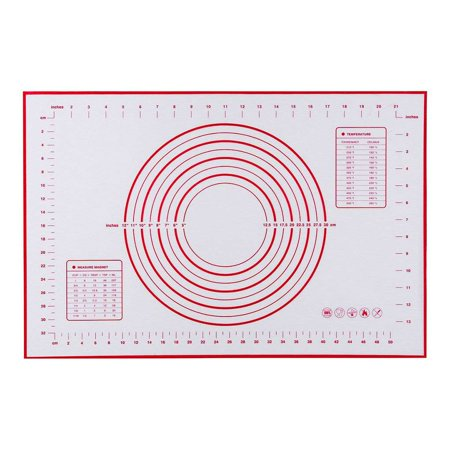 Silicone Baking Mats Non Stick Pastry-Mat with Measurement Demarle Silicone Baking Mat