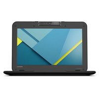 "Refurbished Lenovo N22 80SF 11.6"" Chromebook Laptop Intel Celeron 1.6GHz Dual Core 4GB 16GB"