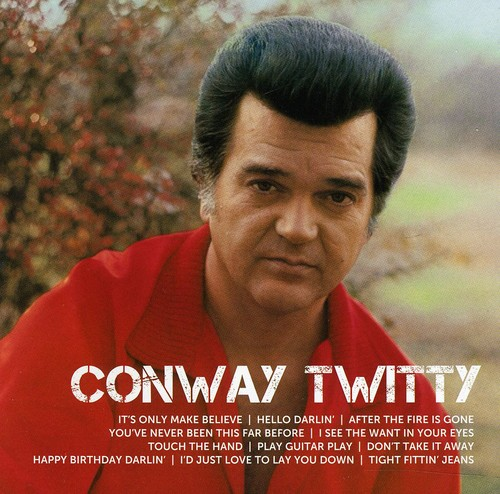 Conway Twitty - Icon Series: Conway Twitty (CD)