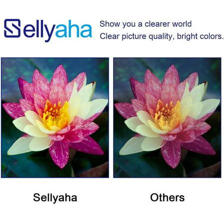 Sellyaha Remanufactured Ink Cartridge 63XL 63 XL ...
