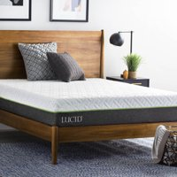Lucid 11 Inch Energy Premium Support and Innerspring Hybrid Mattress
