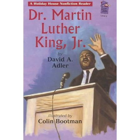 Dr. Martin Luther King, Jr. by