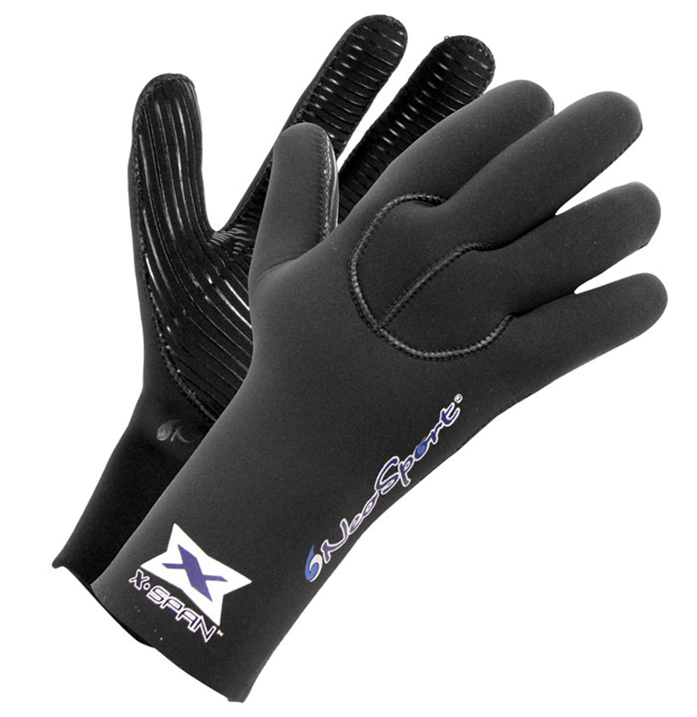 7mm NeoSport XSPAN Wetsuit Gloves