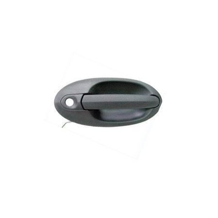 - Replacement Outer Rear Driver Side Black Door Handle For 99-03 Ford Windstar