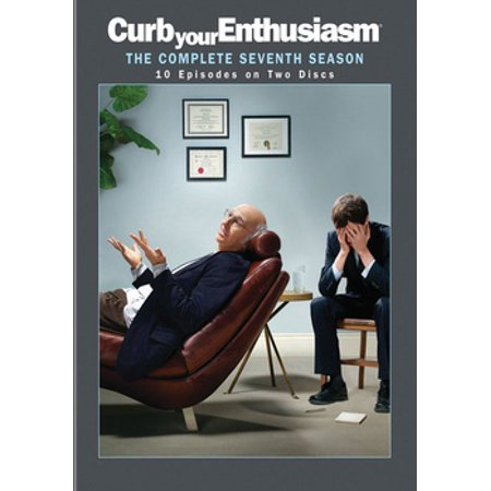 Curb Your Enthusiasm: The Complete Seventh Season (DVD)](Curb Your Enthusiasm Halloween)