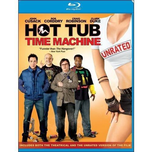Hot Tub Time Machine (Blu-ray) (Widescreen)