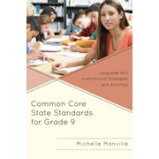 Common Core State Standards for Grade 9 - eBook