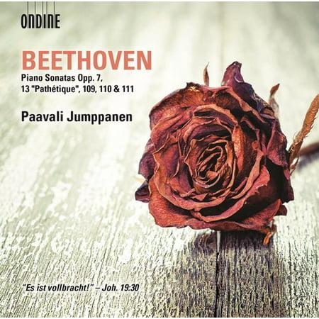 Ludwig van Beethoven: Piano Sonatas Opp 7, 13 / Pathetique, 109 ()