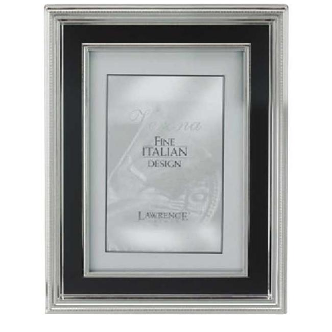 Lawrence Frames 840180 Lawrence Frames 8x10 Silver Plated Metal ...