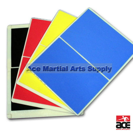 Martial Arts Taekwondo MMA Karate Rebreakable Board Set ()