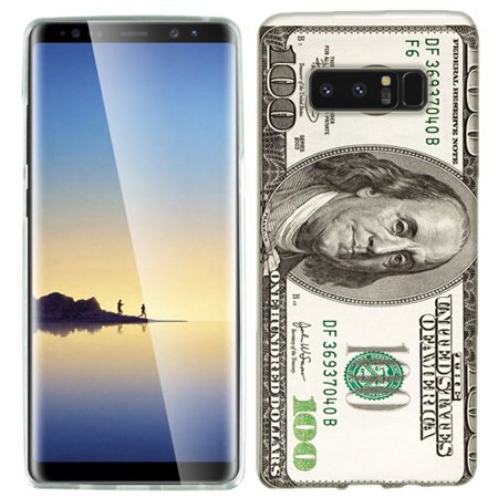 MUNDAZE Hundred Dollar Case Cover For Samsung Galaxy S8 PLUS
