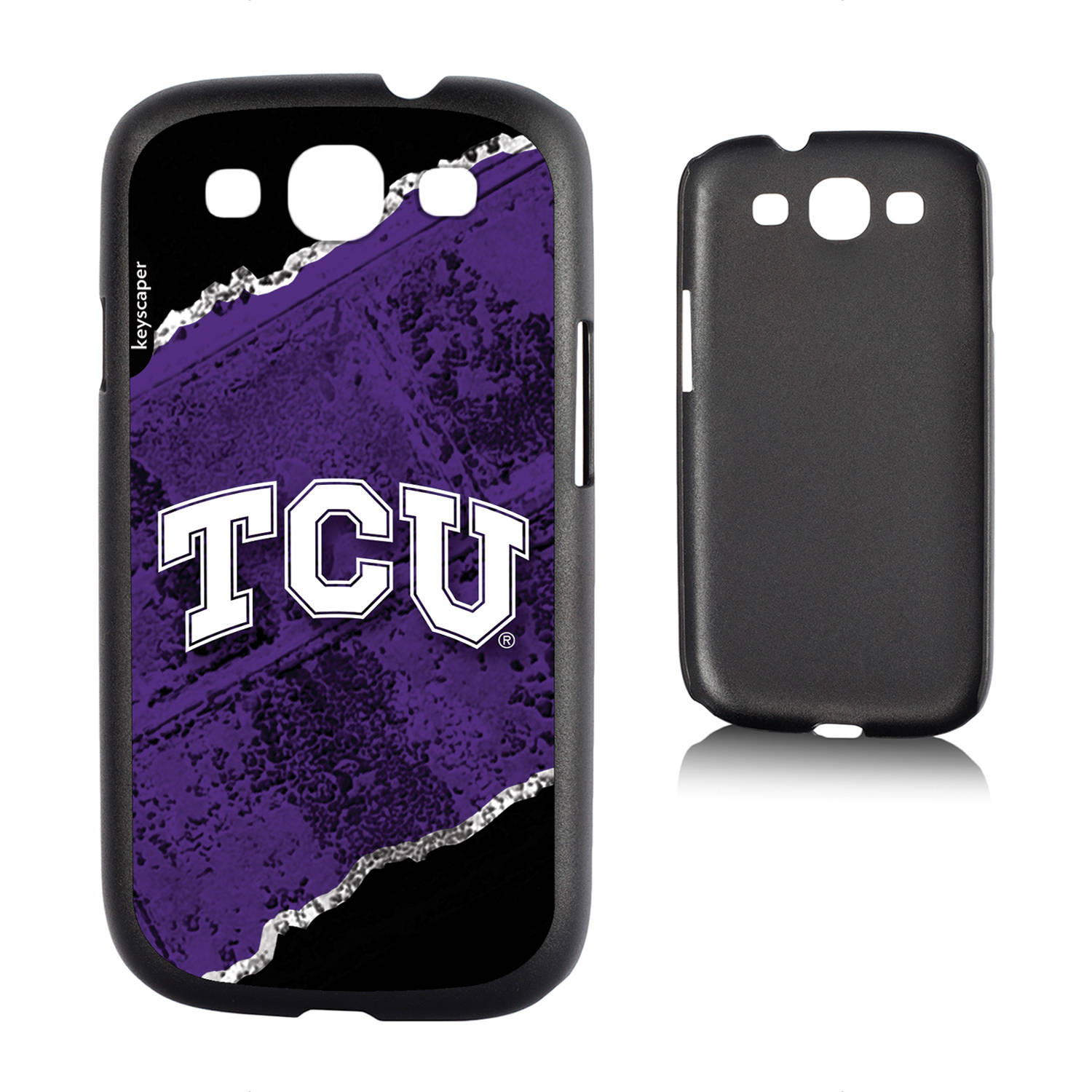 Texas Christian Horned Frogs Galaxy S3 Slim Case