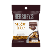 Hershey's, Sugar-Free Caramel Filled Chocolate Candy, 3 Oz.