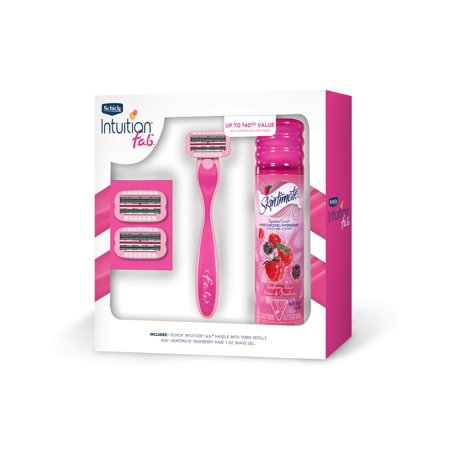Schick Intuition FAB Razor Giftset Only $9.88