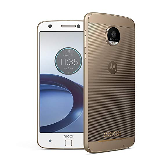 Motorola Moto Z Droid Force XT1650-02 Gold/White 32GB - Verizon Wireless (Certified Refurbished)