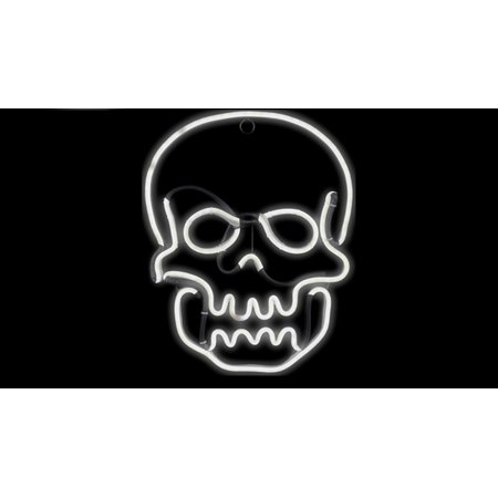 Halloween LightGlo-ShortCircuit-Skull by Gemmy Industries for $<!---->