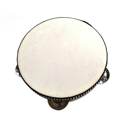 Cadeau de percussion rond tambour tambour musical pour KTV Party - image 1 de 5