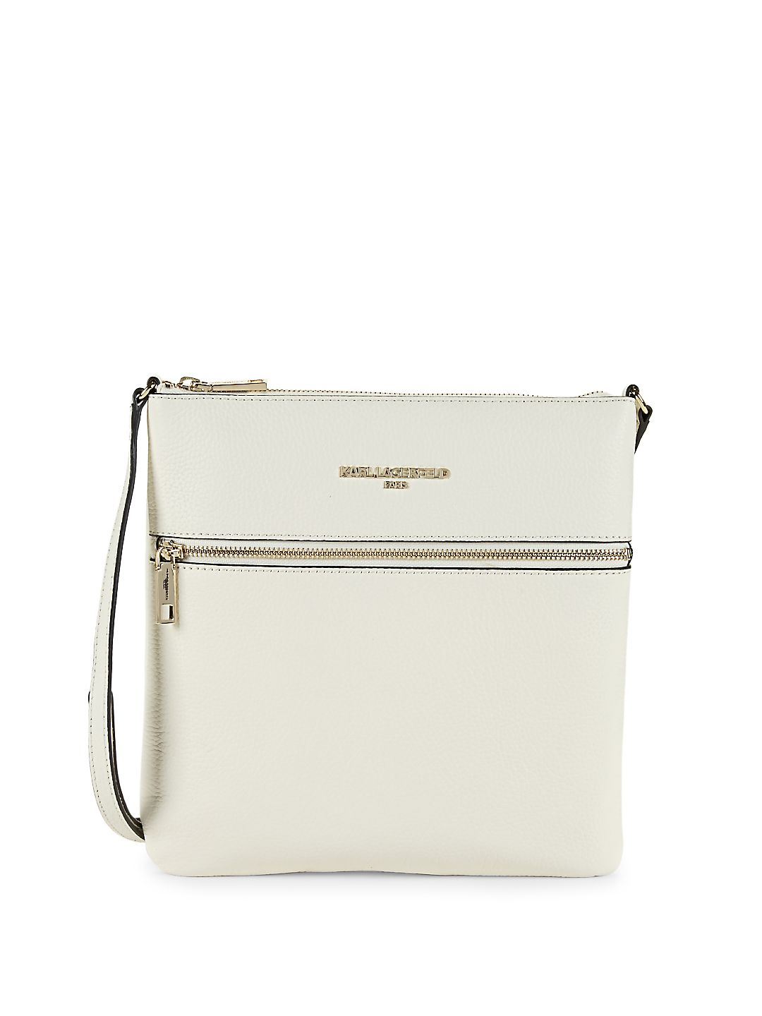 Bouquet Leather N/S Crossbody