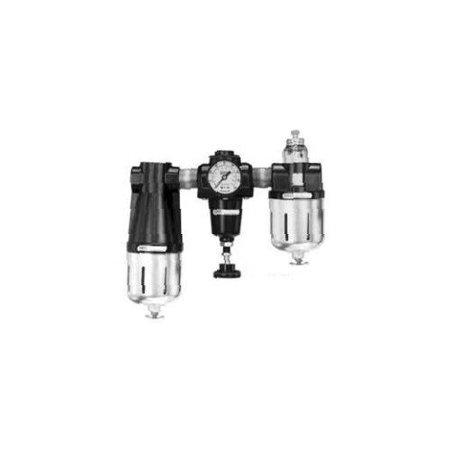 Ingersoll Rand Heavy Duty Filter Regulator Lubricator