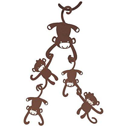 Ivy Ceiling Sculpture (Lambs & Ivy Ceiling Sculpture, Brown)