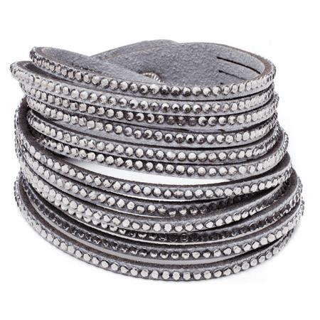 Austrian Crystals Wrap (7 Austrian Crystal Bracelet)