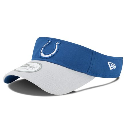Indianapolis Colts New Era NFL 2015 Official Sideline Performance Visor by