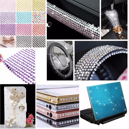 1Pcs 775Pcs Self Adhesive Diamante Stick On Bling Rhinestones Crystals Gem Craft Card