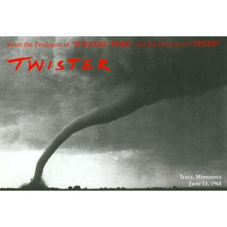 Twister POSTER Movie E Mini Promo