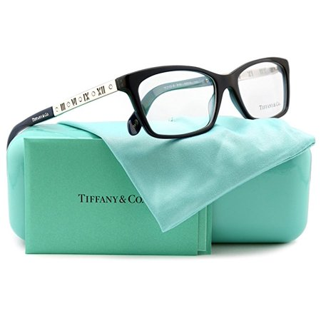 493e68a8542 New Tiffany Eyeglasses TF 2103-B-F8191 Navy Silver Acetate 55 16 140  Authentic - Walmart.com