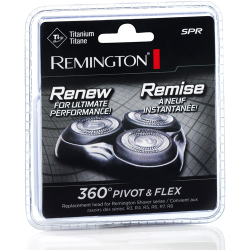 Remington SPR Head & Cutter Assembly for Pivot & Flex Rotary Shavers