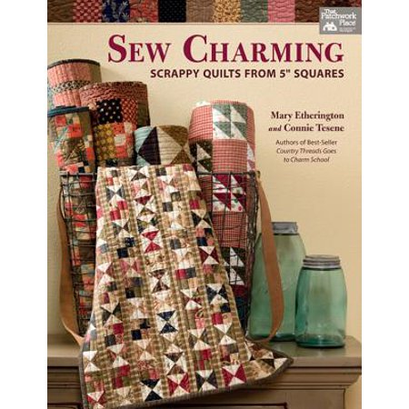 Sew Charming : Scrappy Quilts from 5