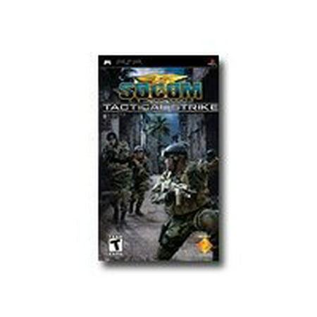 SOCOM U.S. Navy SEALs Tactical Strike - PlayStation