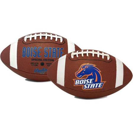 Rawlings Gametime Full-Size Football, Boise State Broncos - Football Broncos